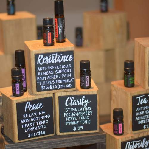 Pure Essentials Oils